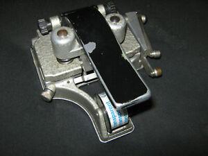 ARCHIVAL 3-pin  Pro CATOZZO M3 16MM FILM SPLICER w/ Splicing Tape  MOVIE EDITING
