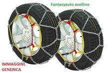 Catena da neve 12mm per 225/65-17 235/60-17 6.50-17