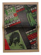 HITWEEK Magazine 11 August 1967 Traffic Van Morrison interview Arthur Brown