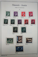Austria Mint Stamp Collection