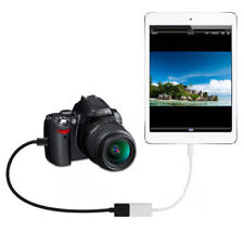 MACCHINA fotografica-Connection-Kit-8-Pin-OTG - Lightning-USB-Cavo-Adattatore - Per-IPad-Min-Air