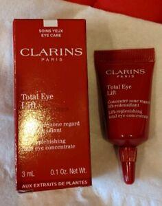 CLARINS Total Eye Lift Travel Size Mini 0.1oz 3ml new in box