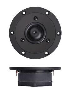 Sb Acoustics Satori TW29R-B Ring Dome Tweeter - Black Faceplate