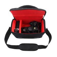 Waterproof Nylon Camera Shoulder Bag Carrying Case for Canon EOS 77D 80D 4000D