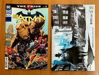 BATMAN #64 THE PRICE Main Cover A + Sean Murphy Variant Set DC 2019 NM+