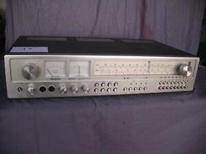 Saba Receiver  9140 electronic       17