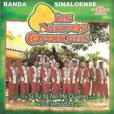 Los Nuevos Coyonquis Si tu Ya no Me Quieres La venadita CD New Nuevo Sealed