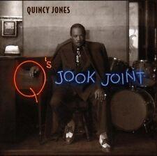 Quincy Jones Q's jook joint (1995) [CD]