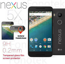 2 x GENUINE Premium Real Tempered Glass for Google LG Nexus 5X Screen Protector