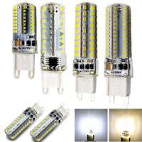 10x 20x Dimmable G9 6/7/8/9W LED Mini Capsule Light Bulb Lamp 3014/2835SMD 220V
