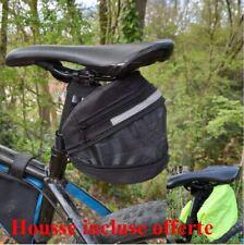 Sacoche sac de selle + housse étanches vélo VTT outils smartphone téléphone