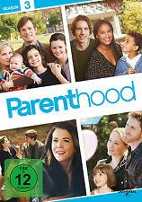 5 DVDs * PARENTHOOD - SEASON / STAFFEL 3 # NEU OVP +