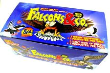 TOP Falcons & Co Maxxi Edition Sammelfiguren DeAgostini 1 x Display - 16 Booster