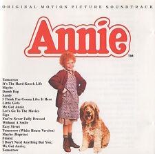 ANNIE - ALBERT FINNEY / CAROL BURNETT / BERNADETTE PETERS / TIM CURRY - CD