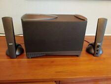 Altec Lansing ATP3 multimedia Speaker System