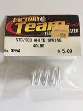 Team Associated NTC/TC3 White Spring