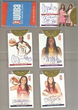 2014 wnba factory sealed set,+ 5 AUTOGRAPHF CARDS,Duo,AUTO,ALL PICTURED