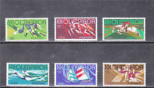 PORTUGAL SET OLYMPIC GAMES MUNIQUE 72 (1972)  MNH