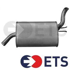 RENAULT TWINGO HATCHBACK 1.2 54HP 1992-1997 Exhaust Rear Silencer