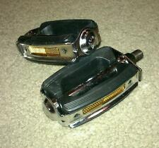 BOW STYLE BIKE PEDAL 1/2 SCHWINN STINGRAY KRATE BICYCLE PEDALS VINTAGE CRUISER