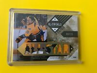 James Neal - 2016-17 UD SP game used hockey All-Star Skills Patch Jersey /15