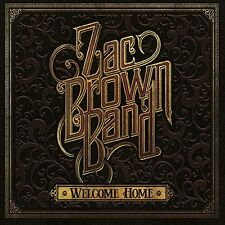 BRAND NEW SEALED UNOPENED ZAC BROWN BAND WELCOME HOME CD Roots Welcome Home