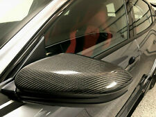 FK8 Honda Civic Type R Carbon Fibre Wing Mirror Covers Type R 2018 Replacement