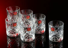 Crystal Dishwasher Safe Whisky Glass Drinking Glassware