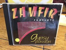 Gypsy Passion by Gheorghe Zamfir (Pan Flute) CD 1995 Special Music Co VGC