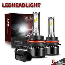 9007 HB5 4-Sides LED Headlight Kit White Clear Bright Bulbs Hi/Lo Beam 12000LM