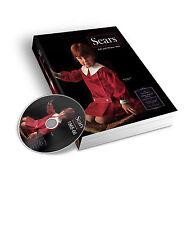 1965-66 Sears otoño e invierno catálogo de pedidos por correo en formato PDF y JPEG en DVD