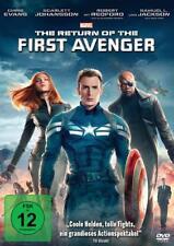 Captain America - The Return of the First Avenger (2014) NEU ohne Folie MARVEL
