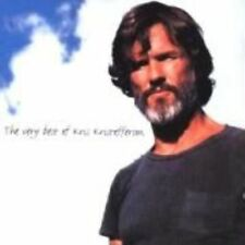 The Very Best of Kris Kristofferson - CD 8csg