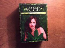 Weeds - Season Saison 1 2 3 4 5 [ 11 DVD ] FRANCE