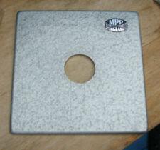 genuine MPP monorail lens board  panel copal compur 0 clearance hole