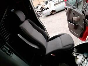 RENAULT MASTER FRONT SEAT LH FRONT, X62, CLOTH, SINGLE SEAT, 09/11- LEFT FRONT S