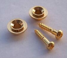 2 Pack Round GOLD String Guide for FENDER TELE or STRAT