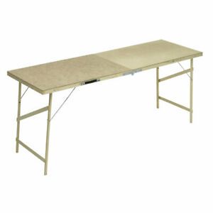 Hardboard Portable Wallpaper Paste Pasting Table Decorating Cutting Carboot Fold