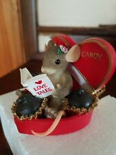 Charming Tails 'Romantic At Heart' Box Of Candy #84/117 Nib Valentine'S Figurin