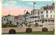 Asbury Park,NJ.Second Ave.,Monmouth Co.Used,1936