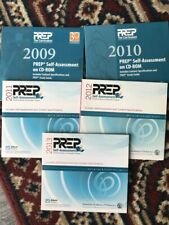 Prep Self-Assessment 2013, 2012, 2011, 2010, 2009 on Cd-Rom (Peds Board Study)