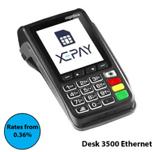 More details for xepay credit debit card terminal merchant machine printer move 3500 cheap rates