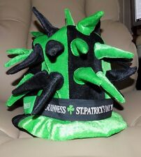 Rare Guiness St. Patrick's Day 2005 Festival Beer Hat Novelty Party