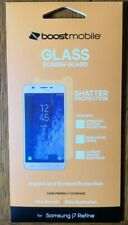 Boost Mobile Glass Screen Guard Samsung J7 Refine