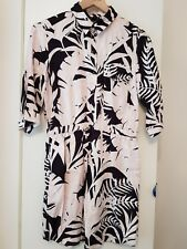 Topshop Robe Chemise Taille 8 NEUF