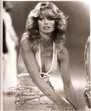 Hollywood Celebrity Art Photo Poster:  FARRAH FAWCETT |24 inch by 36 inch| A
