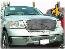 For 06 07 08 Ford F150  F-150 EZ Billet Grill grille Combo Inserts bolton