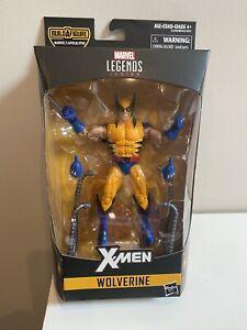 Marvel Legends Hasbro Wolverine X-Men Apocalypse BAF Wave