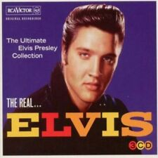 ELVIS PRESLEY - THE REAL - THE ULTIMATE COLLECTION - 3 CDS [CD]