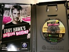 Tony Hawk's American Wasteland Complete with Case & Manual for Nintendo GameCube